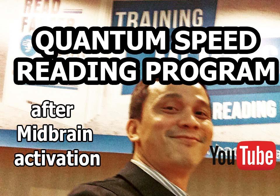 Quantum Speed Reading vs Super Speed Reading